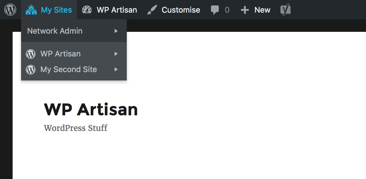 Setting target blank to be checked by default in WP - WP Artisan