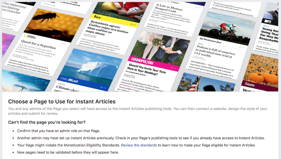 Ultimate guide to setting up Facebook Instant Articles on